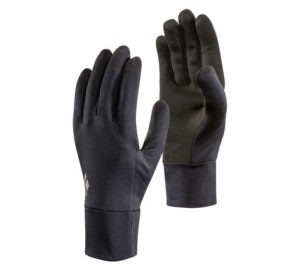 Black Diamond lightweight screentap fleece glove