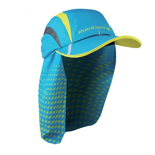 Raidlight Sahara Cap Electric Blue Trail Shed Online